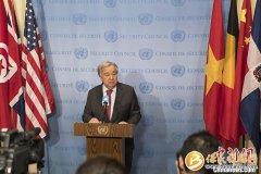 联合国秘书长:应对新冠肺炎疫情等危机