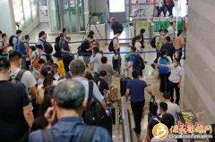 6月份全国铁路客流持续回升 发送旅客1.66亿人次