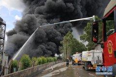 福建龙岩一新能源公司火灾已造成2人失