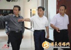 深化地校共建共享共赢 咸阳市委书记岳