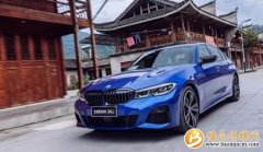 宝马新3系领衔,2019年几款高热度运动家轿,颜值高动