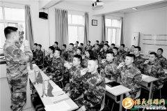 国防大学军事文化学院:在官兵需要的地方,传递文化的