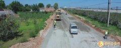 延安黄陵327国道和210国道改建工程即将